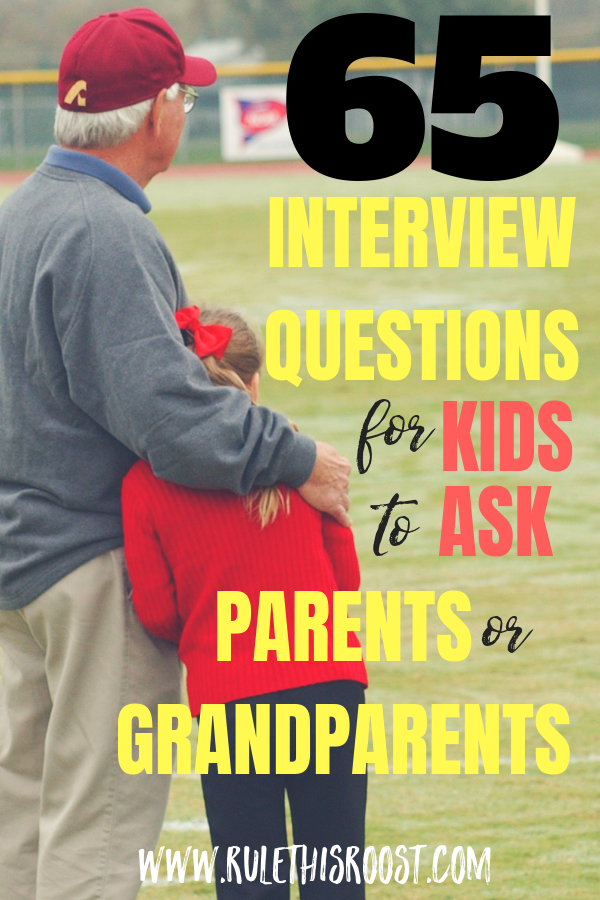 parent interview questions