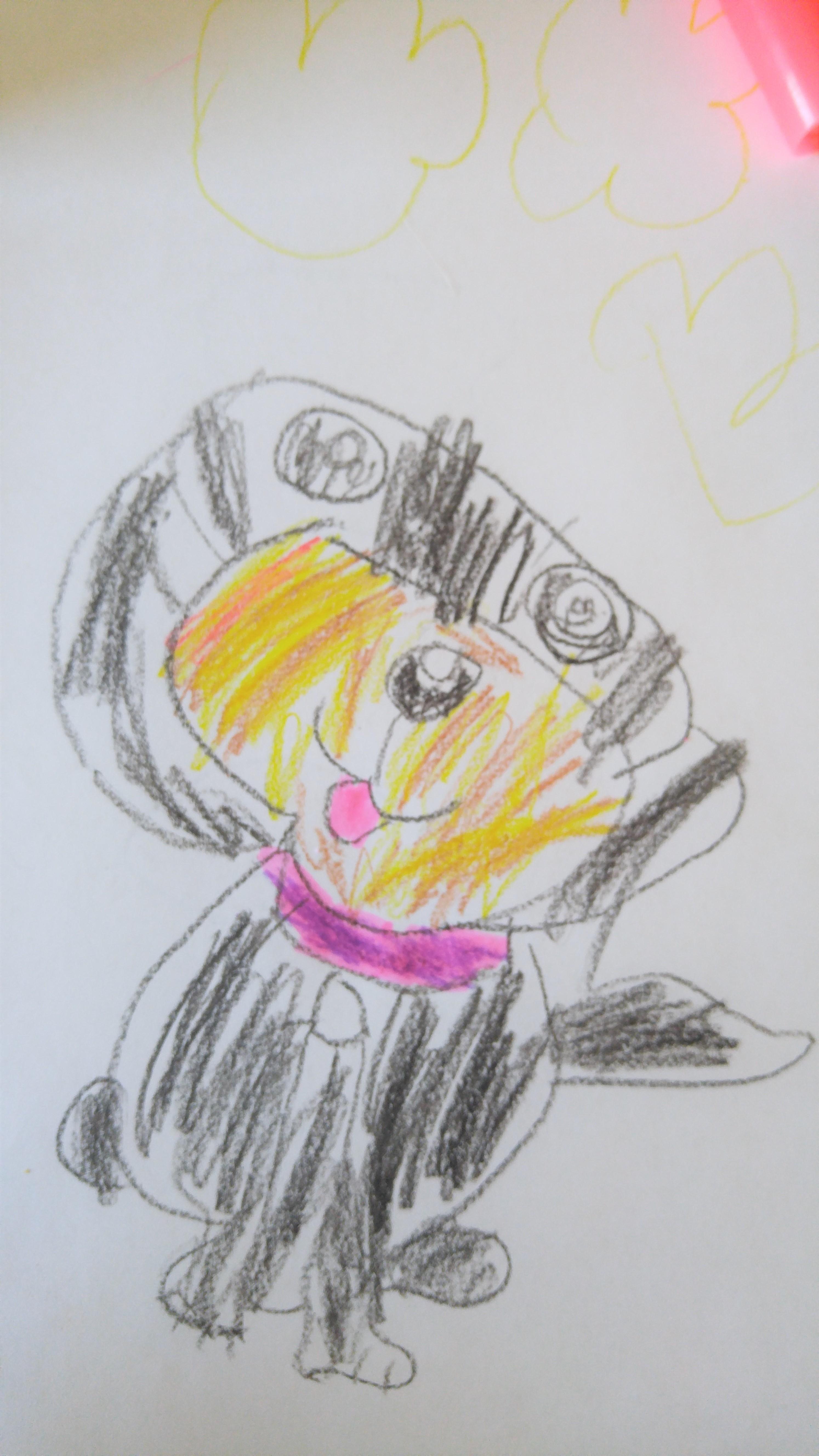 online art class drawing