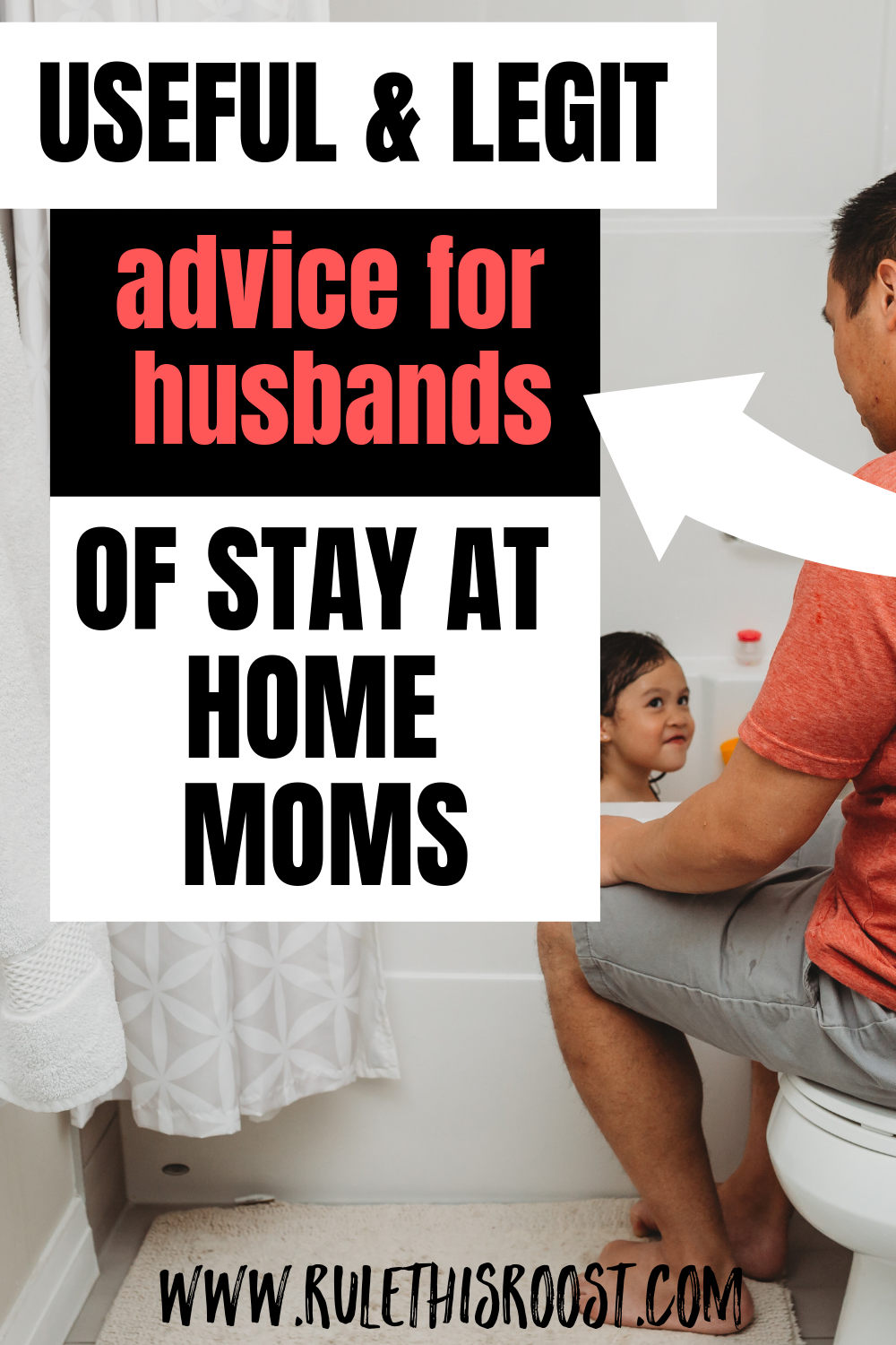 Advice for Husbands of Stay-at-Home Moms | Rule This Roost