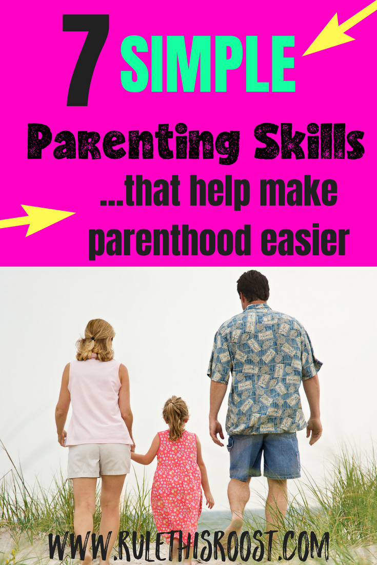 Simple Parenting Skills That Make Parenthood Easier