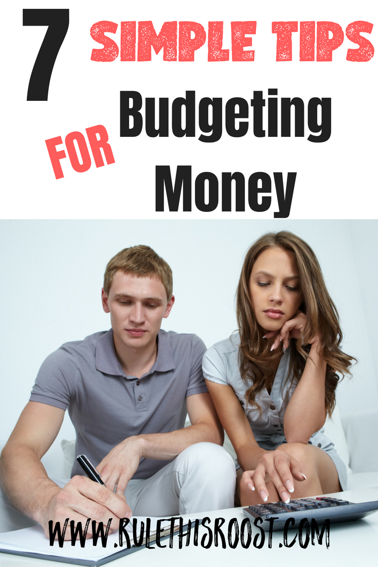 Budgeting Tips: Simple Ways to Budget Your Money