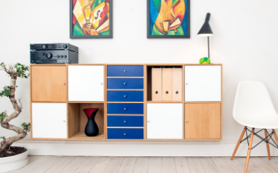 Get Organized:  5 Simple Steps to Organize Your Home
