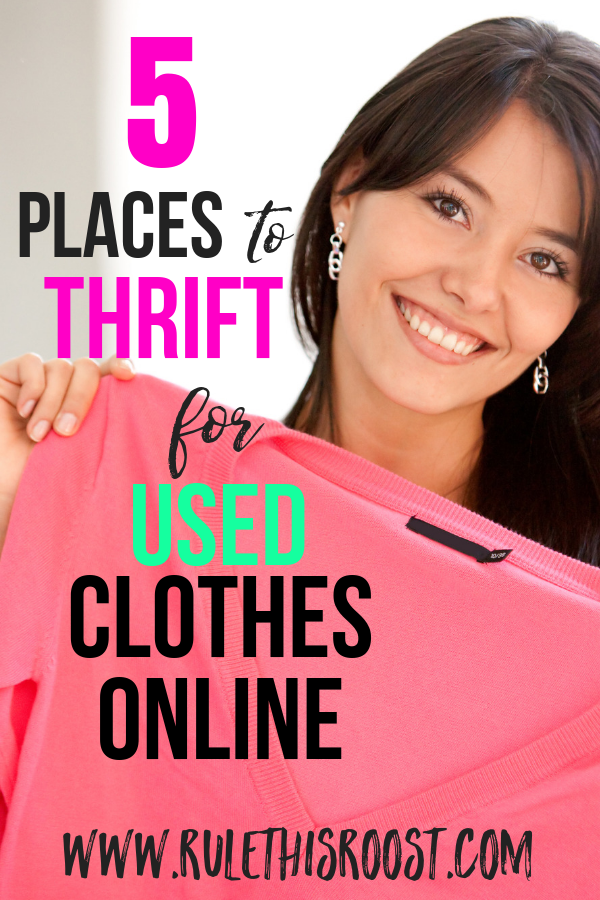 buy used clothing online