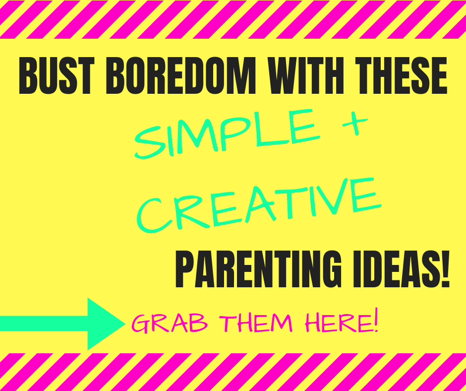 creative parenting ideas rule this roost