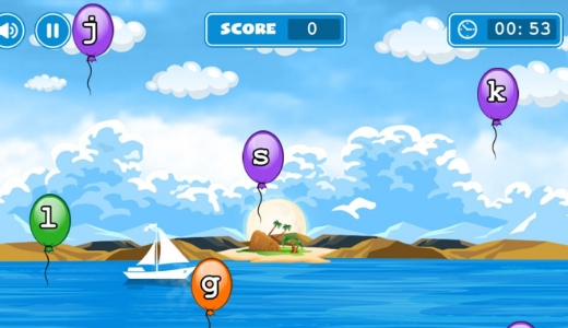 kidztype free typing games for kids