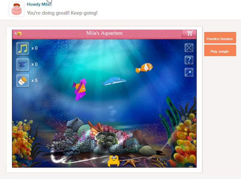 Splash Math Online Math Game