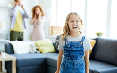 Tantruming, Whining and Yelling and What You Can Do as a Parent