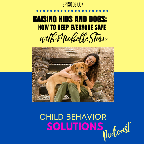 parenting kids and dogs